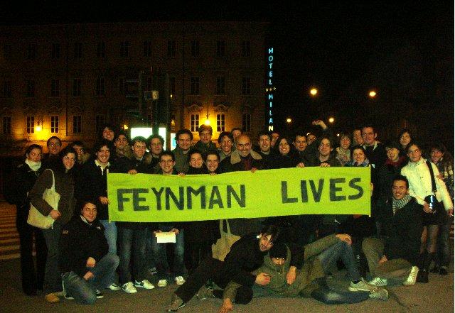 trieste_feynman_lives